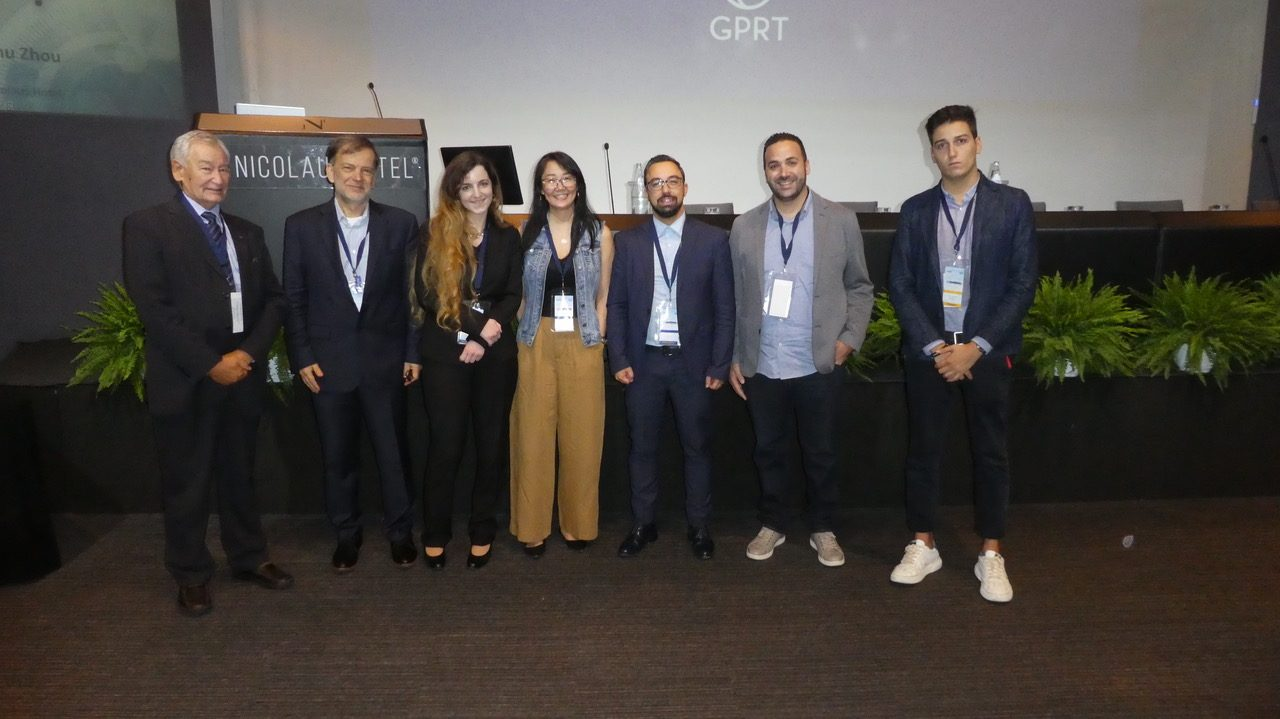 Photos from our Special Session @ IEEE SMC 2019 – Bari